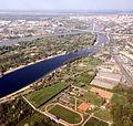 Novo Beograd - ada ciganlija and Cukarica - Banovo Brdo IMG 1759.jpg
