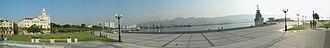Novorossiysk - Image: Novorossiysk port