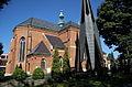 Nowy Sącz, kościół par. p.w. św. Kazimierza, 1908-1912 16.jpg