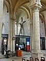 Noyon (60), cathédrale Notre-Dame, bas-côté nord, vue dans la 2e chapelle (devant la 4e travée).jpg
