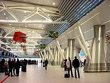 Aeroporto di Sofia-Terminal 2-NuevaTerminalAeropuertodeSofia2