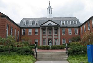 North Park University - Nyvall Hall