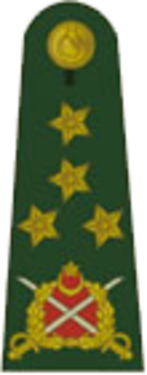 İsmail Metin Temel - Image: OF 9 Or General