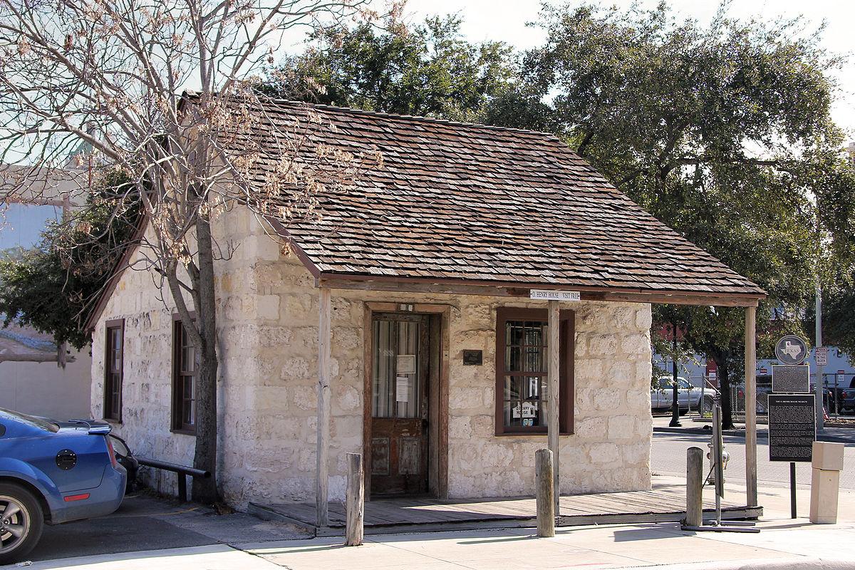 O Henry House Museum San Antonio Wikipedia