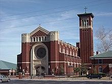 Bellville katholische Kirche