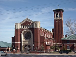 Roman Catholic Archdiocese of Oklahoma City - Cathedral of Our Lady
