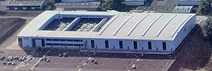 Oki Electric Industry - Image: OKI Electric Cumbernauld factory