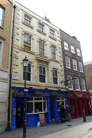 O'Neill's (pub chain) - O'Neill's Covent Garden