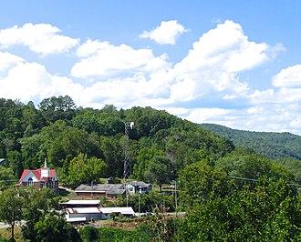 Oakdale, Tennessee - Buildings in Oakdale