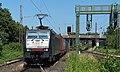 Oberhausen Sterkrade 189-095 doorkomst met Cargo (9315738078).jpg