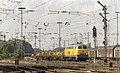 Oberhausen West DB 225 010 met onderhoudstrein (21523824621).jpg