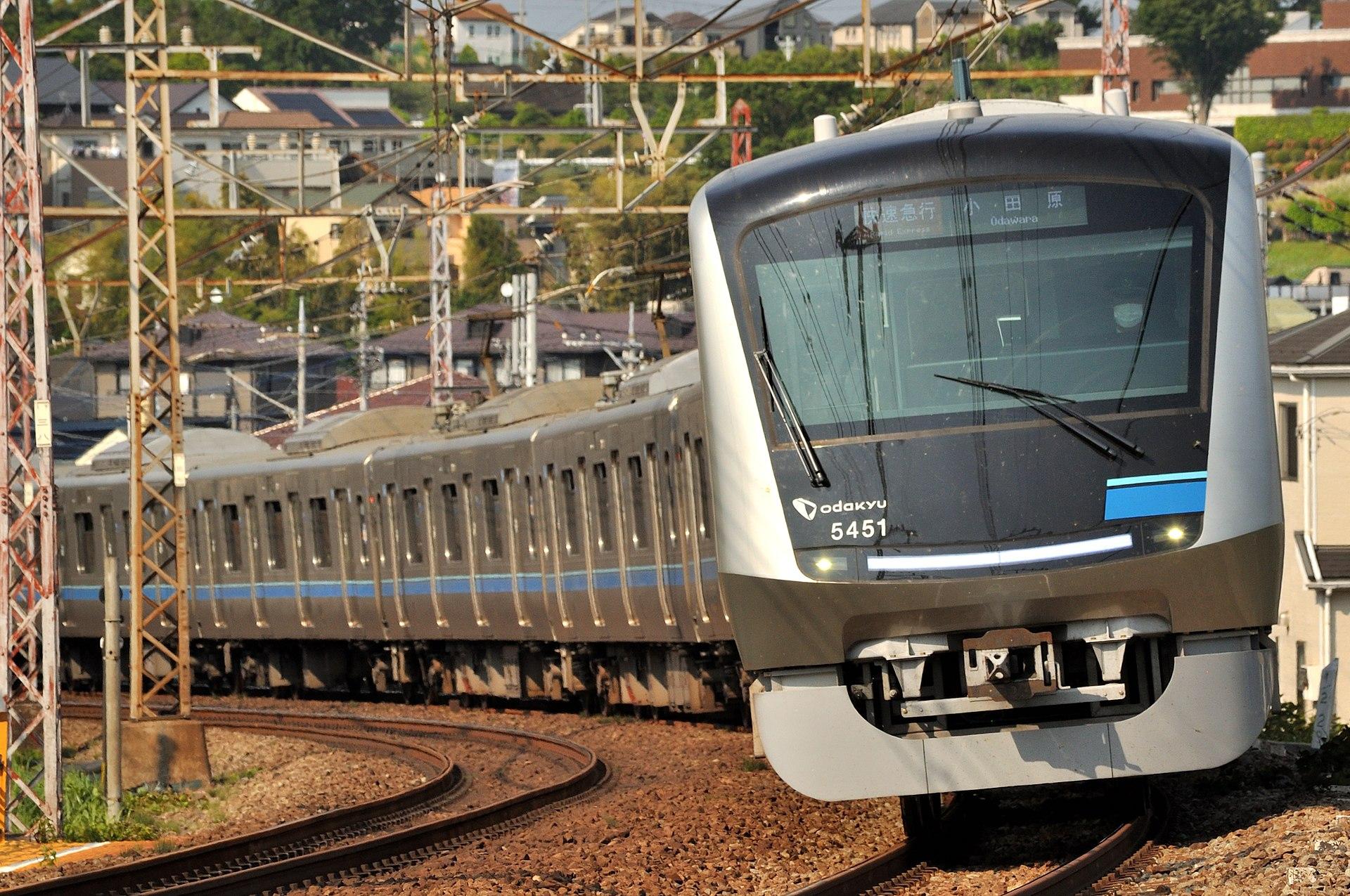 Odakyu 5000 Series (2 Generations) 5051F ver.2.jpg