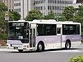 Odakyu Hakone Highway Bus 601 Hyatt Regency Tokyo Shuttle Aero Star MP.jpg