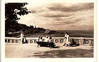 Odessa arkadia c1950s Carte Postale.jpg