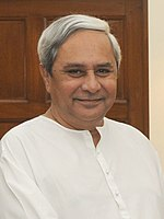 Odisha CM Naveen Patnaik in October 2014.jpg