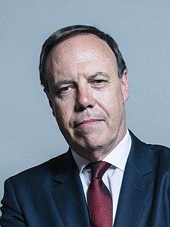Nigel Dodds British politician