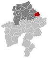 Ohey Namur Belgium Map.png