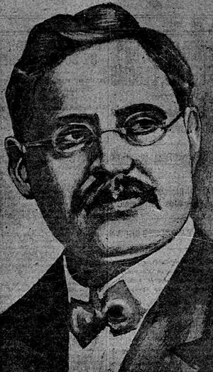 Olaf Tveitmoe - Tveitmoe circa 1912