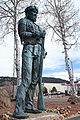 Old Bill Williams statue in Williams Arizona.jpg