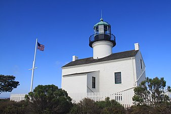 Old Lighthouse at Point Loma.JPG