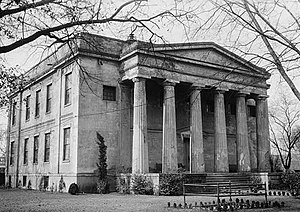 Charles B. Cluskey - Image: Old Medical College (Augusta, Georgia)