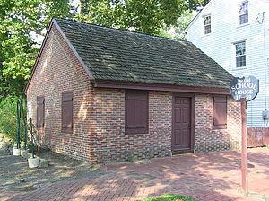 Brainerd School - Image: Old Schoolhouse