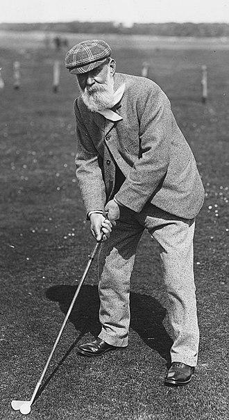 Old Tom Morris - Old Tom Morris in 1880