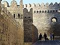 Old Town Street Scene - Baku - Azerbaijan - 05 (17874955156).jpg