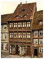 Old houses, Wernigerode, Hartz, Germany-LCCN2002713846.jpg