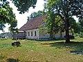 Old manor house near Irbe river somewhere in Courland - ainars brūvelis - Panoramio.jpg