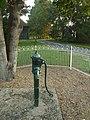Old pump off Shelford Road, Rayne - geograph.org.uk - 993211.jpg