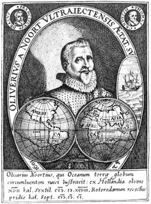 Olivier Van Noort Wikipedia