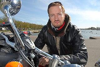 Olli Saarela Finnish film director