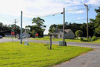 Omar, Delaware Unincorporated community in Delaware, United States