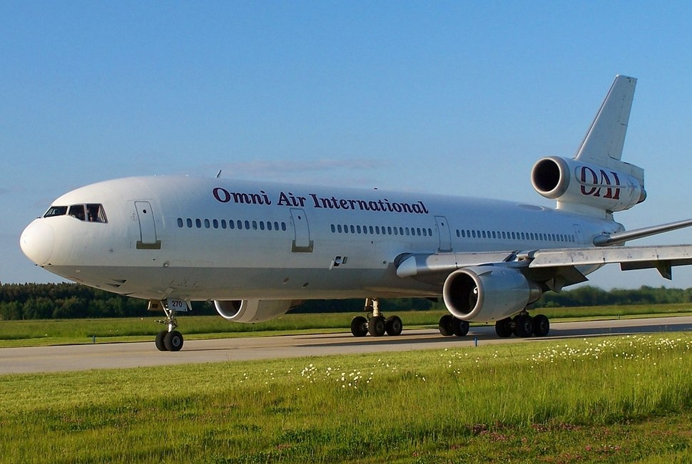 Omni Air International - Howling Pixel