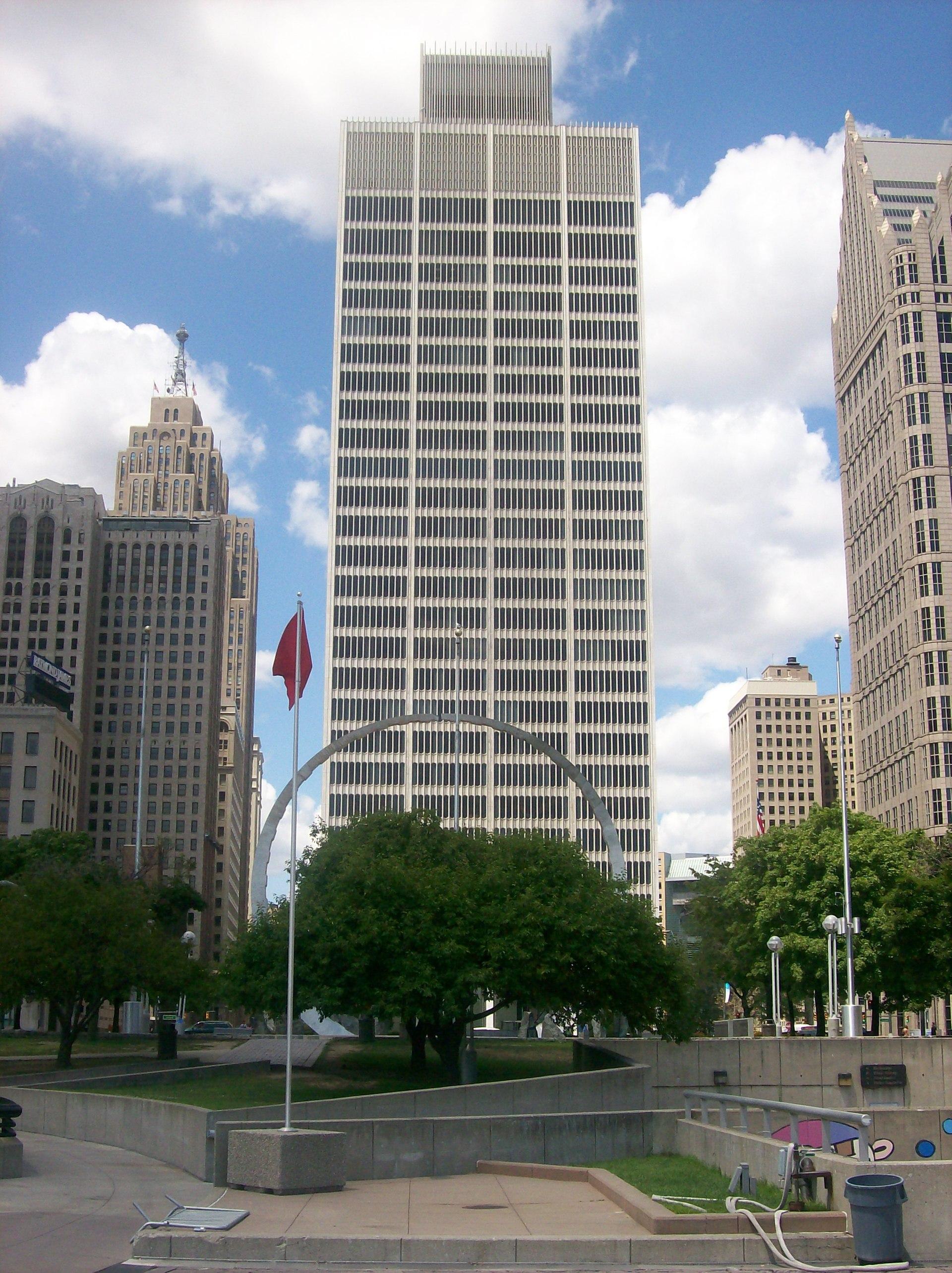 One Woodward Avenue Wikipedia