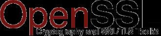 OpenSSL - Image: Open SSL logo