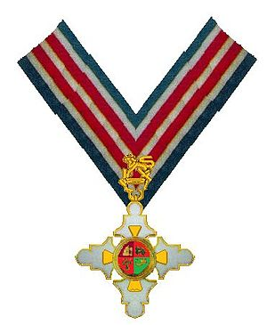 Orders, decorations and medals of South Africa - Order for Meritorious Service