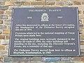 Ordnance Survey Plaque, Barrack House, Southampton. - geograph.org.uk - 620990.jpg