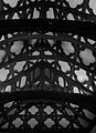 Ordsall Hall, ceiling of Great Hall 2009 black and white.jpg