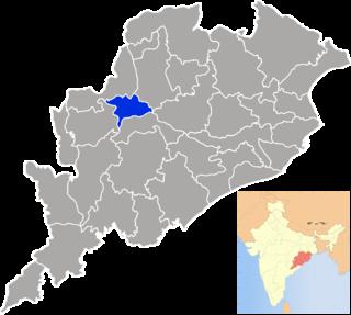 Subarnapur district District in Odisha, India