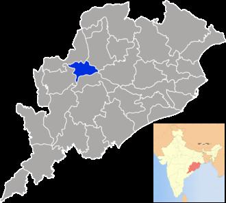Subarnapur district - Image: Orissa Subarnapur