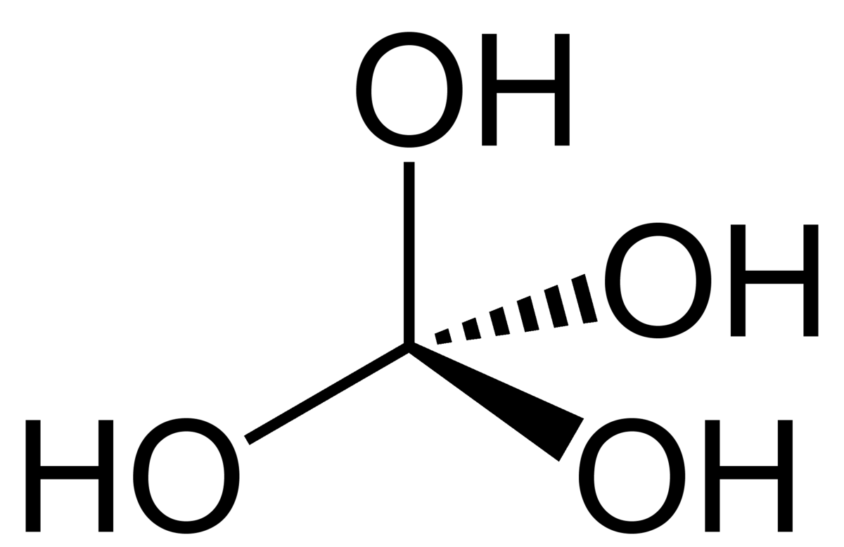 Orthocarbonic Acid Wikipedia