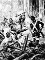 Os guerrilleiros galegos penetran en Vigo pola porta da Gamboa.jpg