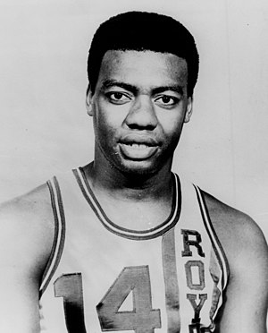 Oscar Robertson - Robertson in the 1960s as a member of the Cincinnati Royals
