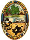 Official seal of Osceola County