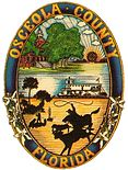 Siegel von Osceola County (Florida)