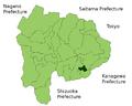 Oshino in Yamanashi Prefecture.png