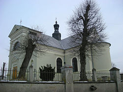Church of St. Stanislaus in Osiek