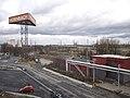 Ostrava, Svinov, mosty, část stanice a parkoviště.jpg